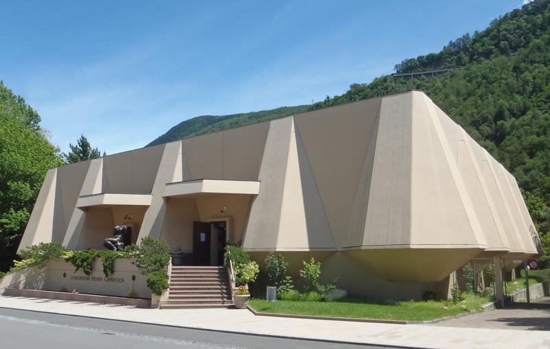 Le musée d'art - La Fondation Pierre Gianadda