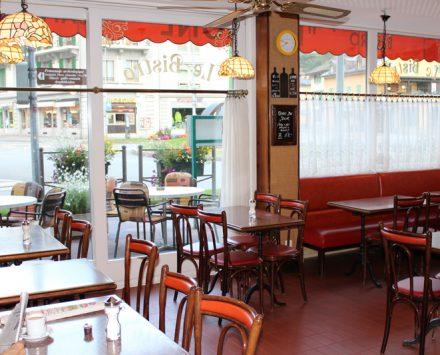 Bistro-Hotel-Alpes&Rhone-Innenansicht