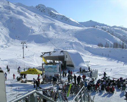 Chamonix-Argentiere