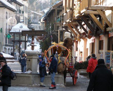 village chamonix