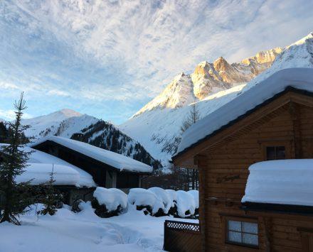 ski area La Fouly