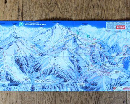 slopes 4 Vallées