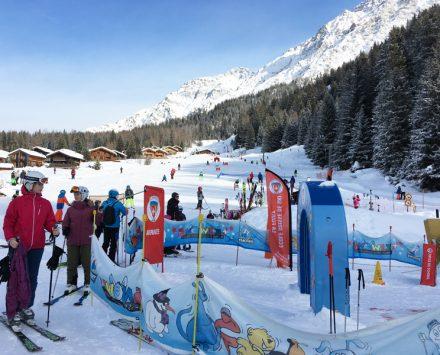 ski school La Fouly